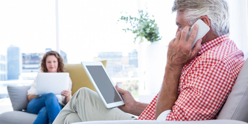 Les objets Hi-Tech pour la santé des Seniors