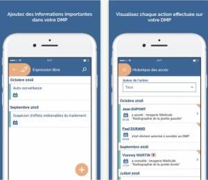 le dossier médical partagé, carnet de santé numérique des seniors et des personnes âgées