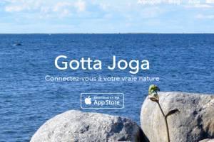 gotta jogga, application de yoga pour les personnes âgées, les seniors, pour mieux vivre au quotidien et bien vieillir