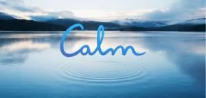 Calm, application de méditation de pleine conscience pour mieux vivre, mieux respirer et bien vieillir