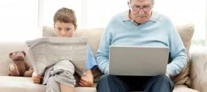 Les seniors, les personnes âgées, les EHPAD et Internet