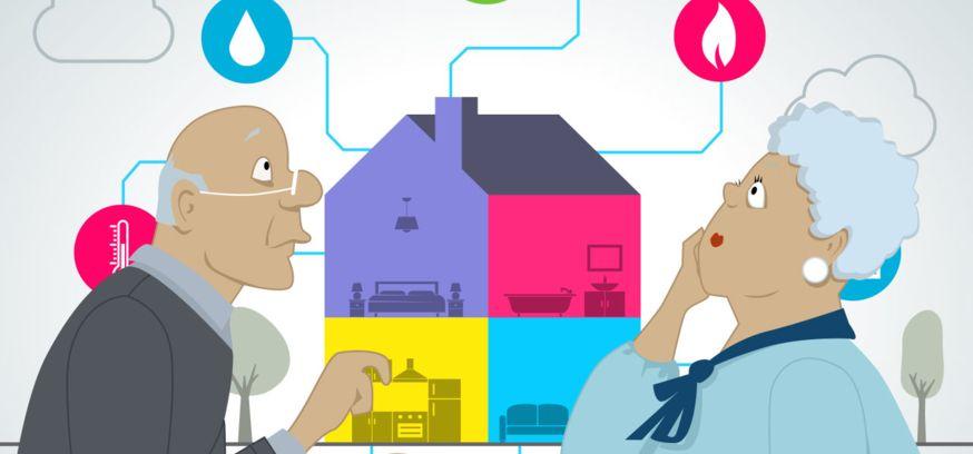 ProNect, l'expert de la domotique pour vieillir à domicile